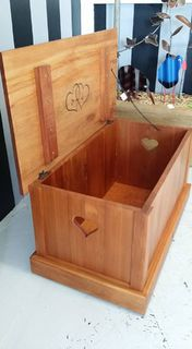 Sea Chest & Blanket Boxes