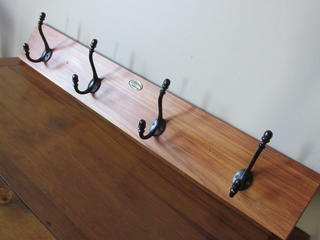 Wall Coat Racks