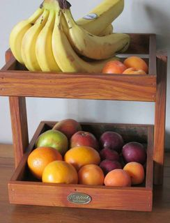 Fruit and Muffin Racks