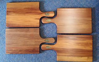 Pizza Boards and Serving Platters