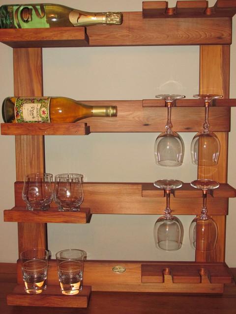 Wine Racks Lounge Villawood Creations