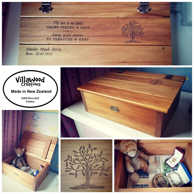 Heirloom Memory Boxes